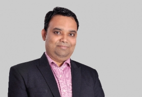 Bhaskar Dey, Assistant Vice President Digital Services and Strategy, Blueocean Market Intelligence